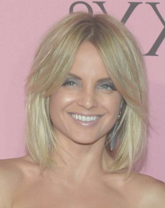 11 Celebrities Low Maintenance Hair Style Ideas For Women Intended For Most Up To Date Easy Maintenance Medium Haircuts (View 1 of 25)