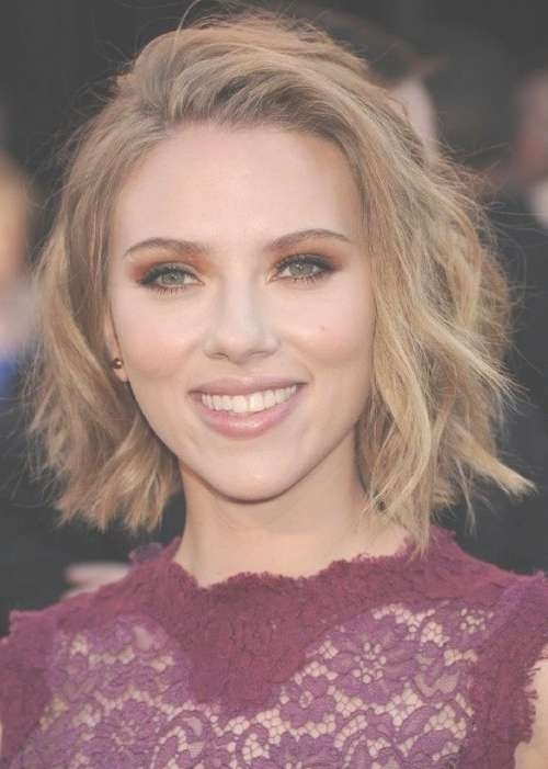 11 Radiant Short Hairstyles For Heart Shaped Faces With Regard To Most Recently Medium Hairstyles For Heart Shaped Face (View 4 of 25)