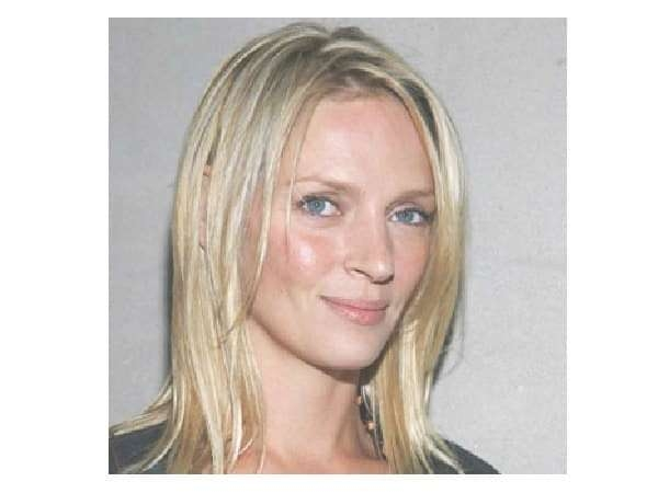 11 Ultimate Uma Thurman Hairstyle Pictures Inside Uma Thurman Bob Haircuts (View 3 of 25)