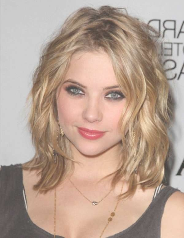 111 Best Layered Haircuts For All Hair Types [2018] – Beautified Inside Current Medium Haircuts For Thick Wavy Hair (View 18 of 25)