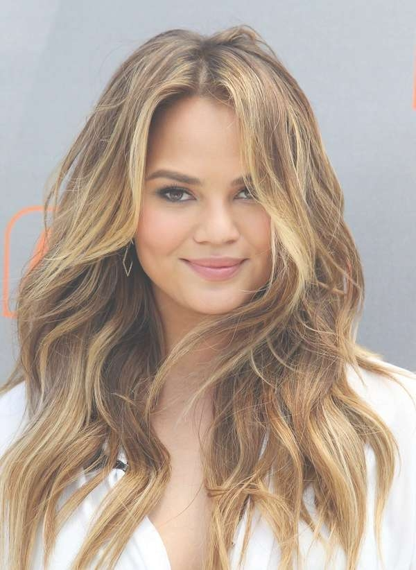 111 Best Layered Haircuts For All Hair Types [2018] – Beautified Inside Most Current Medium Hairstyles Beach Waves (View 5 of 25)