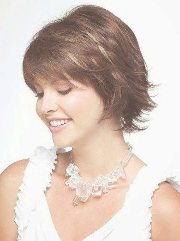 111 Hottest Short Hairstyles For Women 2018 – Beautified Designs With Most Recent Medium Haircuts Styles For Women Over (View 24 of 25)