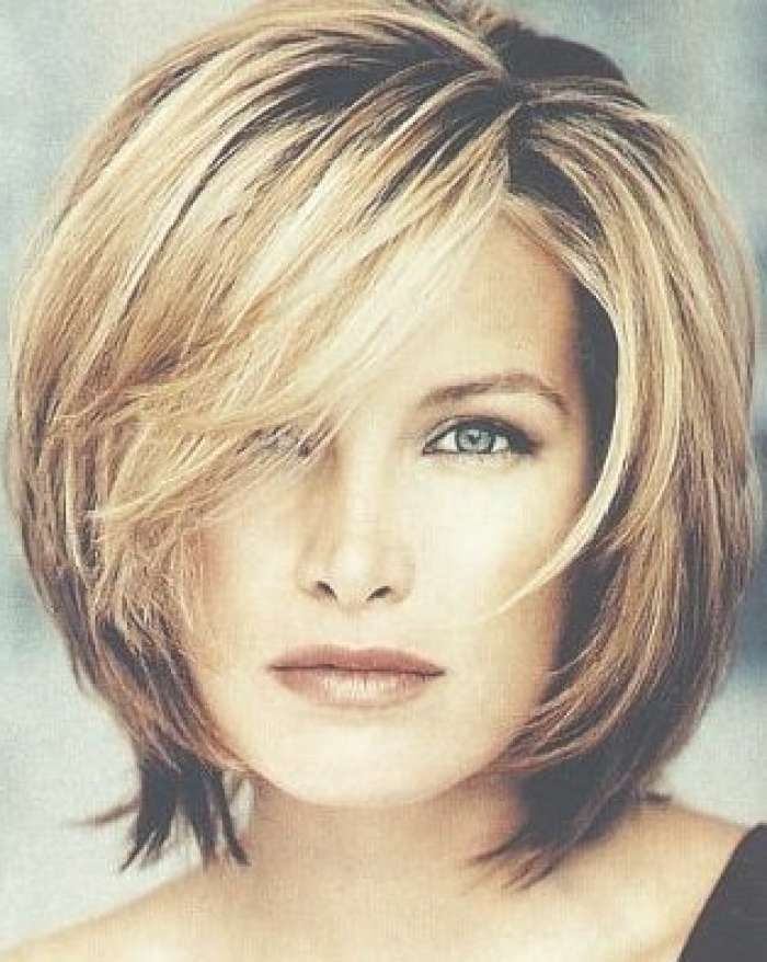 116 Best My Favourite Hairstyle – The Bob Images On Pinterest For Most Current Best Medium Haircuts For Thin Hair (View 21 of 25)