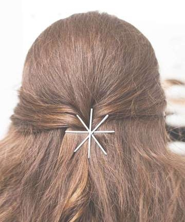 12 Easy Bobby Pin Hairstyles To Up Your Hair Game Within Recent Medium Hairstyles With Bobby Pins (View 10 of 25)