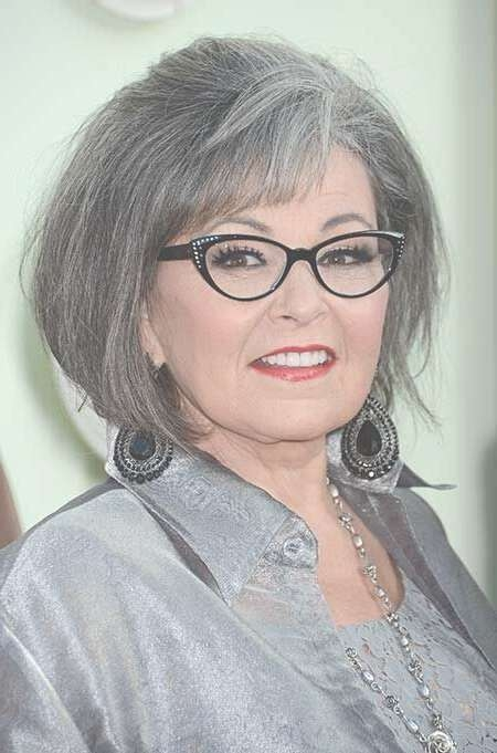 129 Best Hairstyles For Older Women Images On Pinterest Throughout Most Recent Medium Hairstyles For Women Who Wear Glasses (View 15 of 15)