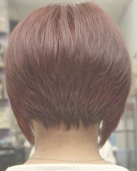 13 Best Under Cut Shaved Stacked Inverted Bob Undercut Images On Throughout Bob Haircuts Shaved In Back (View 13 of 25)