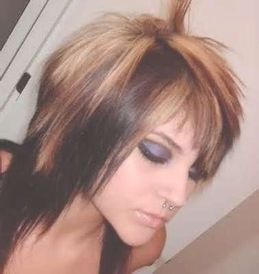 132 Best Pretty Hairs Images On Pinterest | Hair Color, Hair Cut Pertaining To Latest Razor Cut Medium Hairstyles (View 17 of 25)