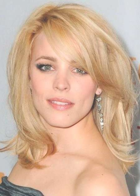 14 Best Big Forhead Hair Images On Pinterest   Hair Dos, Hair Cut In Most Popular Medium Hairstyles With Big Bangs (View 8 of 15)