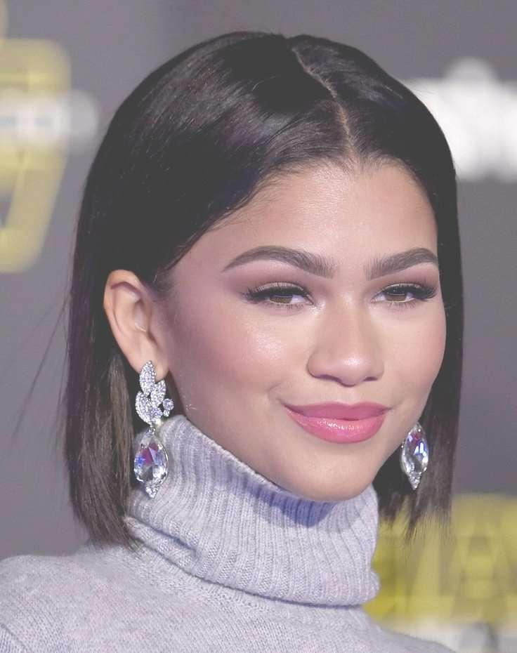 14 Best Zendaya: Pop Dynasty And Glam Odyssey! Images On Pinterest With Regard To Zendaya Bob Haircuts (View 1 of 25)