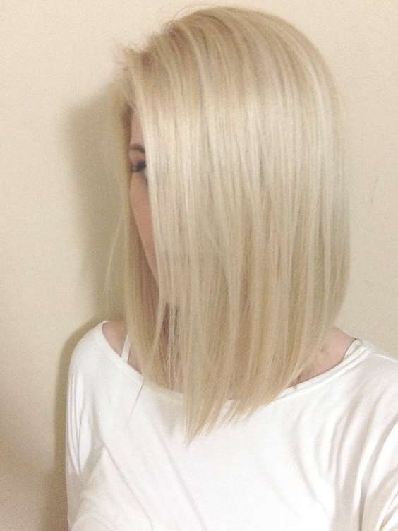 142 Best Hair Styles Images On Pinterest | Hair Ideas, Hairstyle With Most Recent Medium To Medium Haircuts For Thin Hair (View 19 of 25)