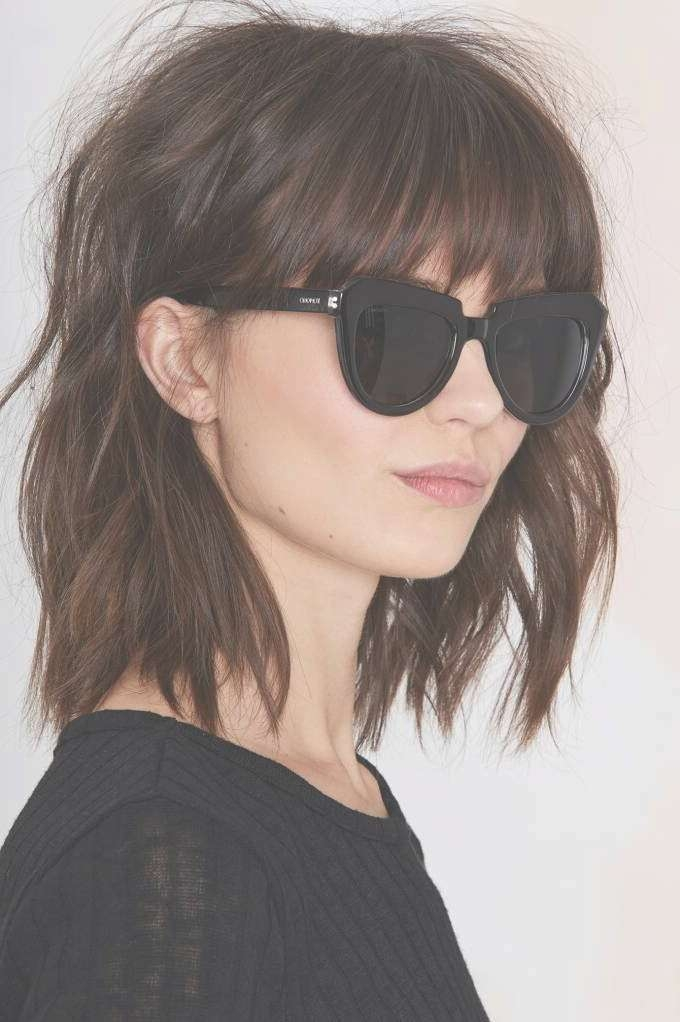 15 Amazing Short Shaggy Hairstyles! – Popular Haircuts Intended For Most Up To Date Shaggy Medium Hairstyles (View 4 of 25)