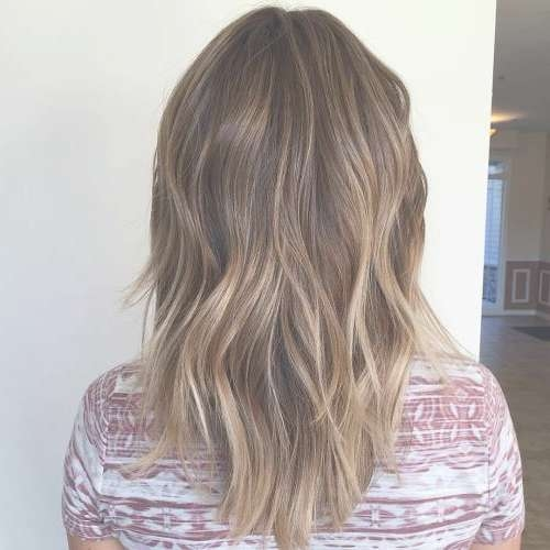 15 Balayage Medium Hairstyles – Balayage Hair Color Ideas For Within Most Recently Medium Hairstyles With Balayage (View 3 of 15)