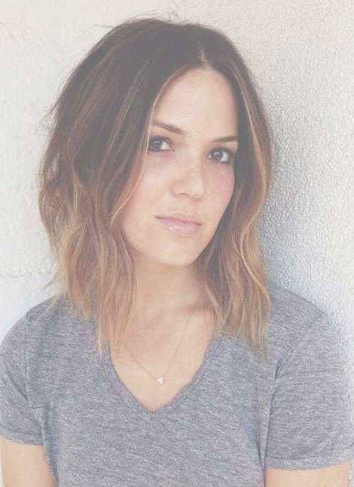 15 Beautiful Ombre Bob Hairstyles | Short Hairstyles 2016 – 2017 With Regard To Short Long Bob Hairstyles (View 2 of 25)