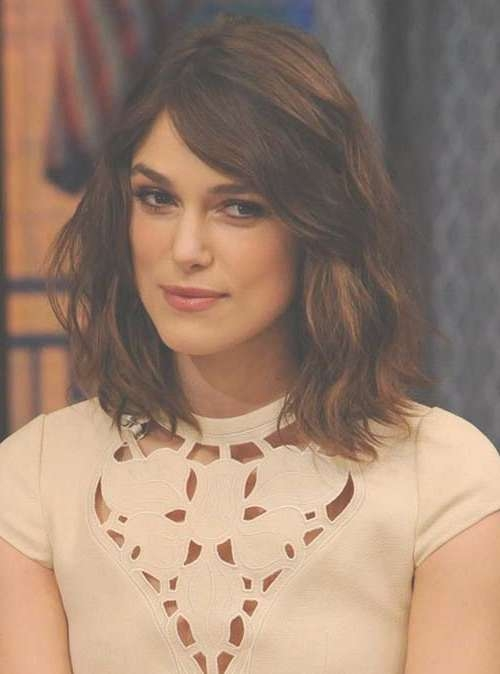 15 Best Keira Knightley Bob Haircuts | Bob Hairstyles 2017 – Short For Most Up To Date Keira Knightley Medium Hairstyles (View 12 of 15)