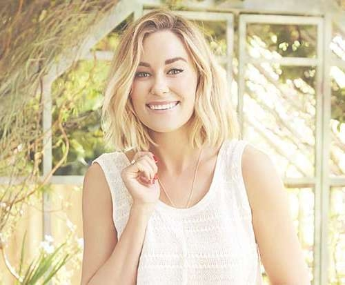 15 Best Lauren Conrad Bob Haircuts | Short Hairstyles 2016 – 2017 For Most Popular Lauren Conrad Medium Haircuts (View 11 of 25)