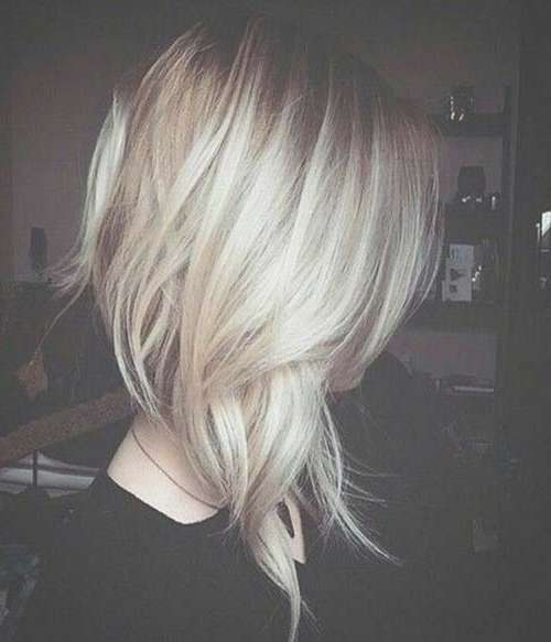 15 Best Short Medium Haircuts | Short Hairstyles & Haircuts 2017 Throughout Best And Newest Inverted Bob Medium Haircuts (View 23 of 25)