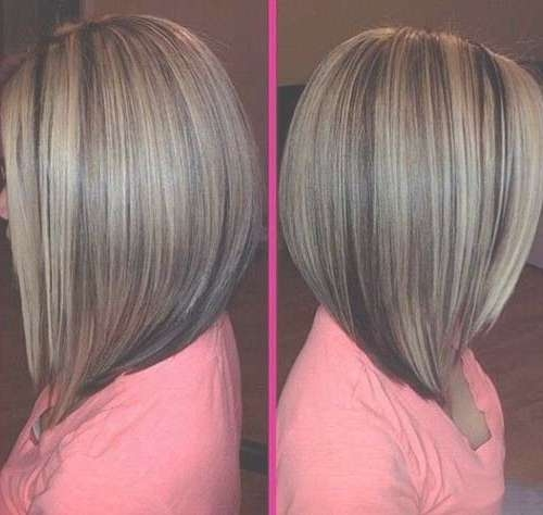 15 Bob For Thin Hair | Bob Hairstyles 2017 – Short Hairstyles For Within Most Current Inverted Bob Medium Haircuts (View 2 of 25)
