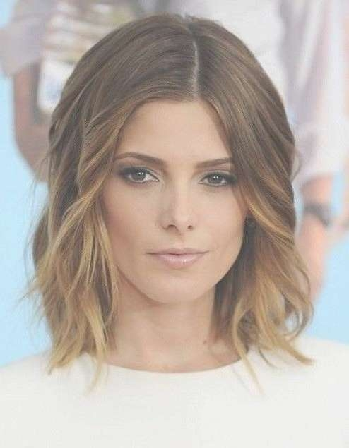 15 Collection Of Medium Long Haircuts For Thin Hair Pertaining To Recent Medium Hairstyles For Fine Thin Hair (View 4 of 25)