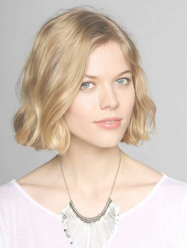 15 Cute Chin Length Hairstyles For Short Hair – Popular Haircuts Within Jaw Bob Haircuts (View 6 of 25)