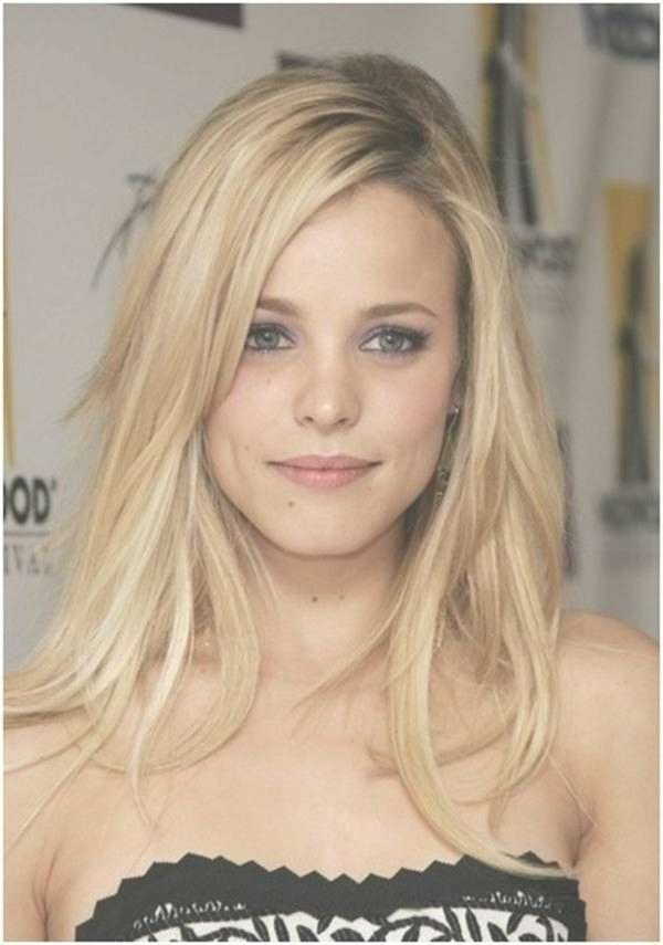 15 Ideas Of Long Hairstyles For Oval Faces And Fine Hair With Most Recent  Medium Hairstyles