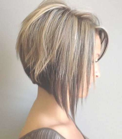 15 Inverted Bob Hairstyle | The Best Short Hairstyles For Women Pertaining To Inverted Bob Hairstyles (View 2 of 25)