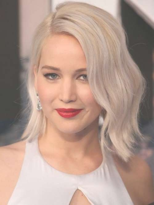 15+ Jennifer Lawrence Hairstyles 2017 Look Book – Goostyles For Jennifer Lawrence Bob Haircuts Jennifer Lawrence (View 16 of 25)