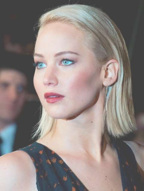 15+ Jennifer Lawrence Hairstyles 2017 Look Book – Goostyles With Most Recently Jennifer Lawrence Medium Hairstyles (View 1 of 25)