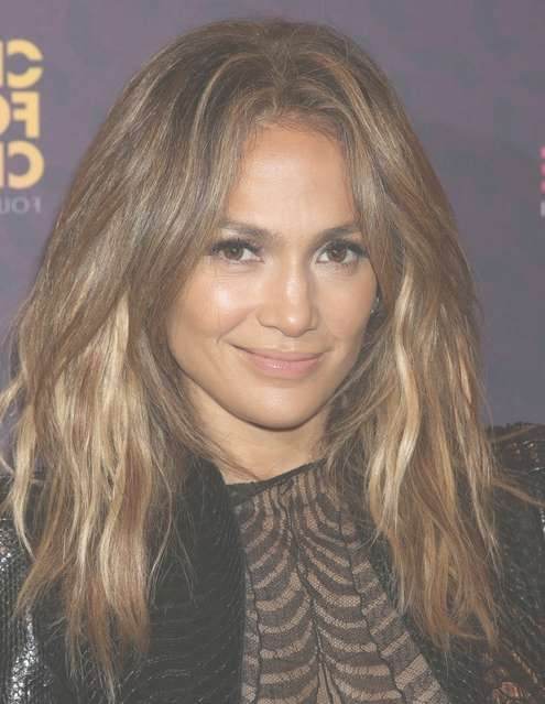 15 Jennifer Lopez Hairstyles – Popular Haircuts For Latest Jennifer Lopez Medium Haircuts (View 6 of 25)
