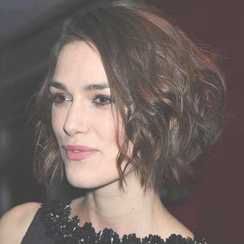 15 Keira Knightley Bob Haircuts | Short Hairstyles 2016 – 2017 In Keira Knightley Bob Haircuts (View 3 of 25)