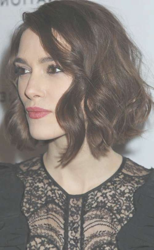 15 Keira Knightley Bob Haircuts | Short Hairstyles 2016 – 2017 Throughout Most Recent Keira Knightley Medium Hairstyles (View 9 of 15)
