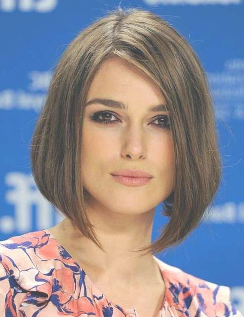 15 Keira Knightley Bob Pictures | Short Hairstyles 2016 – 2017 Regarding Keira Knightley Bob Haircuts (View 8 of 25)