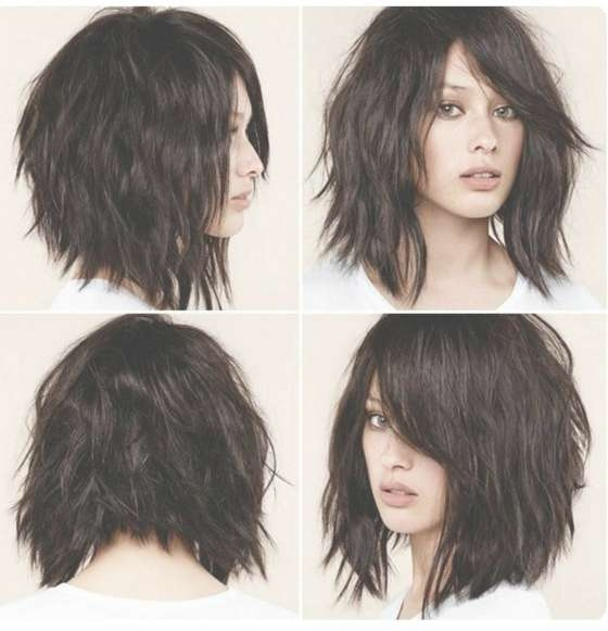 15 Latest Pictures Of Shag Haircuts For All Lengths – Popular Haircuts Within Most Recently Shaggy Medium Hairstyles (View 13 of 25)