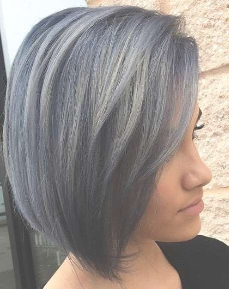 15 Medium Bob Hairstyles Within Most Recently Medium Hairstyles For Gray Hair (View 20 of 25)