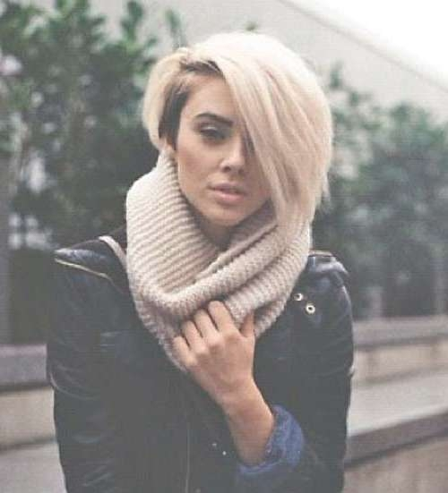 15 New Short Edgy Haircuts | Short Hairstyles 2016 – 2017 | Most In Most Popular Edgy Asymmetrical Medium Haircuts (View 2 of 25)