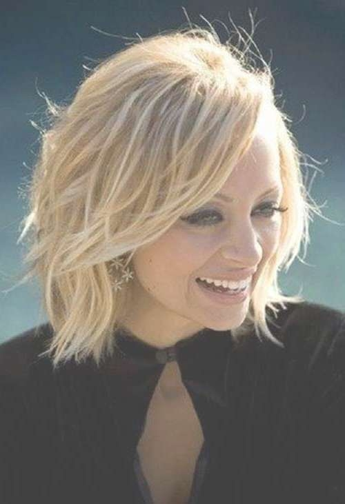 15 Nicole Richie Bob Haircuts | Short Hairstyles 2016 – 2017 With Modern Bob Haircuts (View 5 of 25)