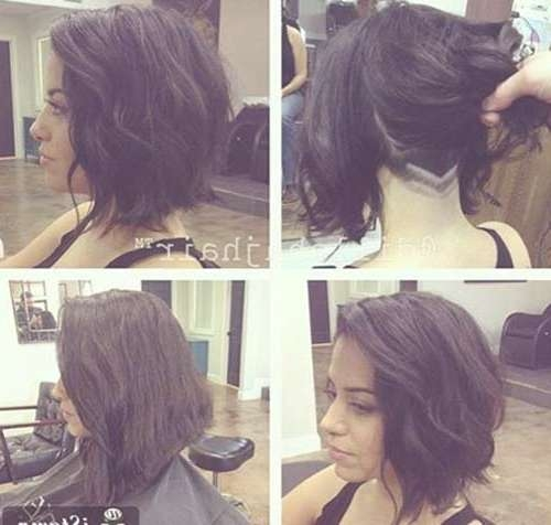 15+ Trendy Bob Hairstyles | Bob Hairstyles 2017 – Short Hairstyles Intended For Unique Bob Haircuts (View 7 of 25)