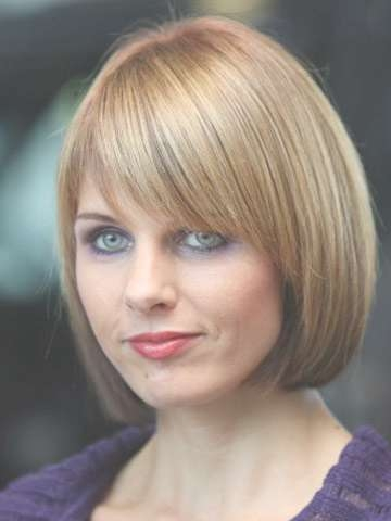 15 Ultra Classic Bob Hairstyles With Diverse Bangs – Hairzstyle Within Classic Bob Hairstyles (View 1 of 25)
