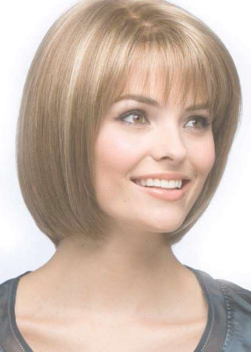 15 Unique Chin Length Layered Bob | Short Hairstyles 2016 – 2017 Intended For Jaw Bob Haircuts (View 9 of 25)