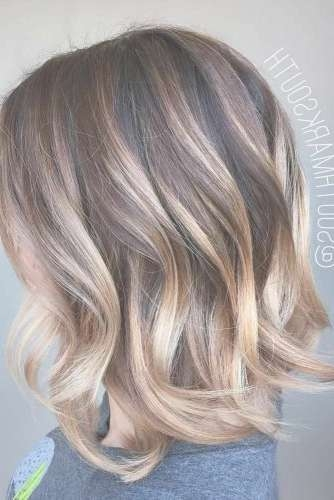 16 Amazing Wavy Bob Hairstyles I Lovehairstyles Throughout Wavy Bob Hairstyles (View 21 of 25)