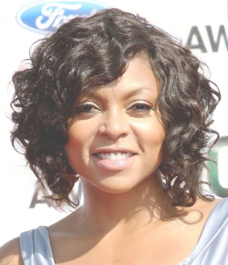16 Best Short Hair Cut For Women Images On Pinterest | Hair Dos For Most Recently Medium Haircuts For Black Women With Round Faces (View 19 of 25)