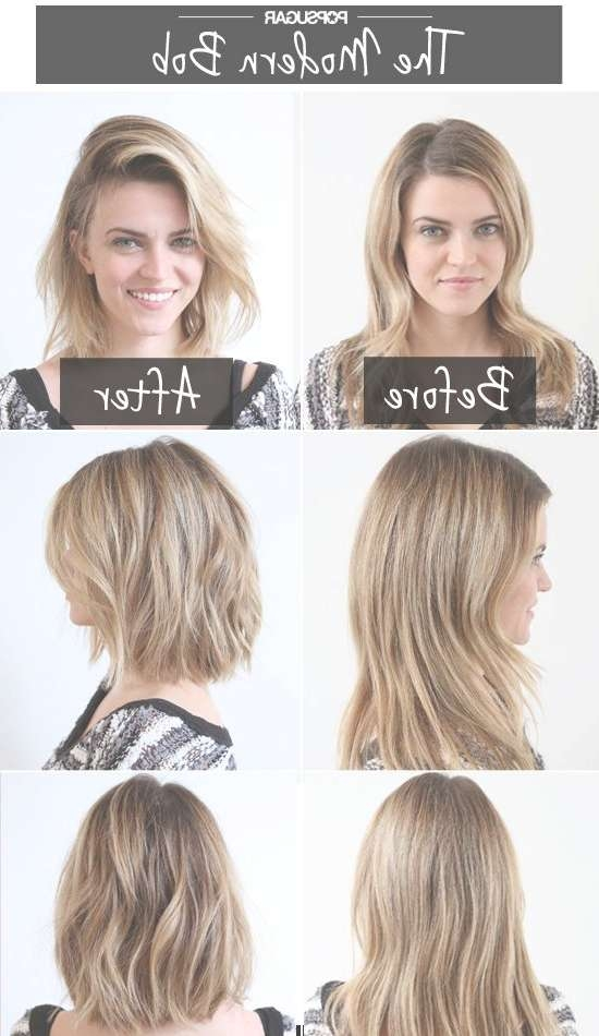 16 Fabulous Bob Hairstyles That Look Great On Everyone | Styles Weekly Regarding Modern Bob Haircuts (View 5 of 25)