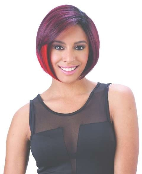 16 Most Excellent Bob Hairstyles For Black Women – Pictures For Indian Bob Haircuts (View 3 of 25)