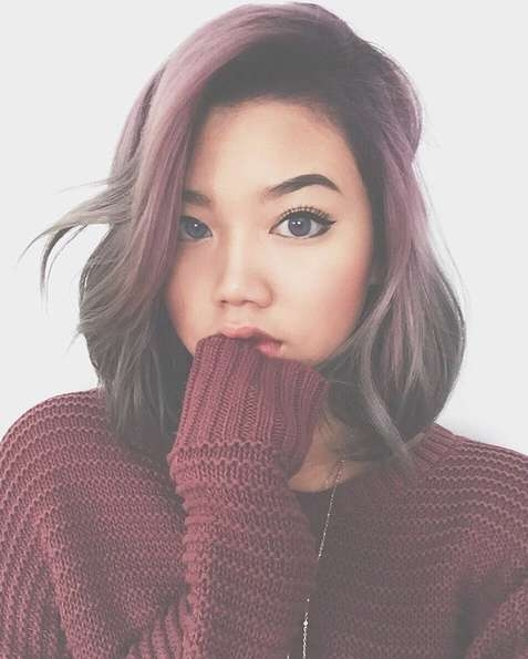16 Trendiest Hairstyles For Medium Length Hair – Popular Haircuts For Most Recently Pinks Medium Haircuts (View 7 of 25)