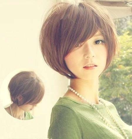 166 Best Hajak Images On Pinterest | Hair Ideas, Hairstyle Ideas Within Anime Bob Haircuts (View 3 of 25)