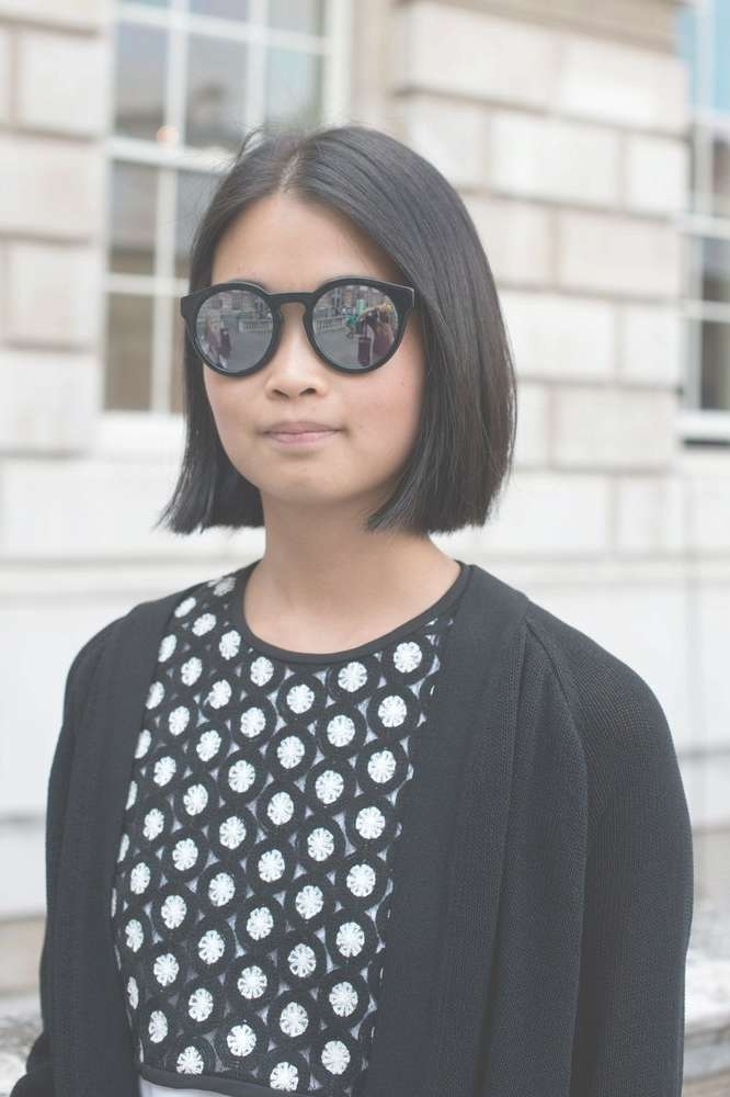 17 Best Bob Haircuts Images On Pinterest | Hair Cut, Hairdos And With Blunt Cut Bob Haircuts (View 12 of 25)