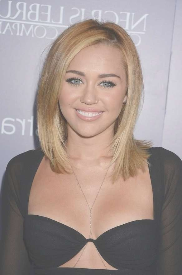 17 Best Miley Cyrus Images On Pinterest | Hairdos, Celebs And Cute Pertaining To Newest Medium Haircuts Like Miley Cyrus (View 19 of 25)