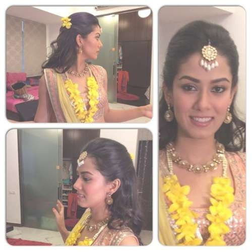 View Photos of Medium Hairstyles For Indian Wedding (Showing 1 of 15 ...