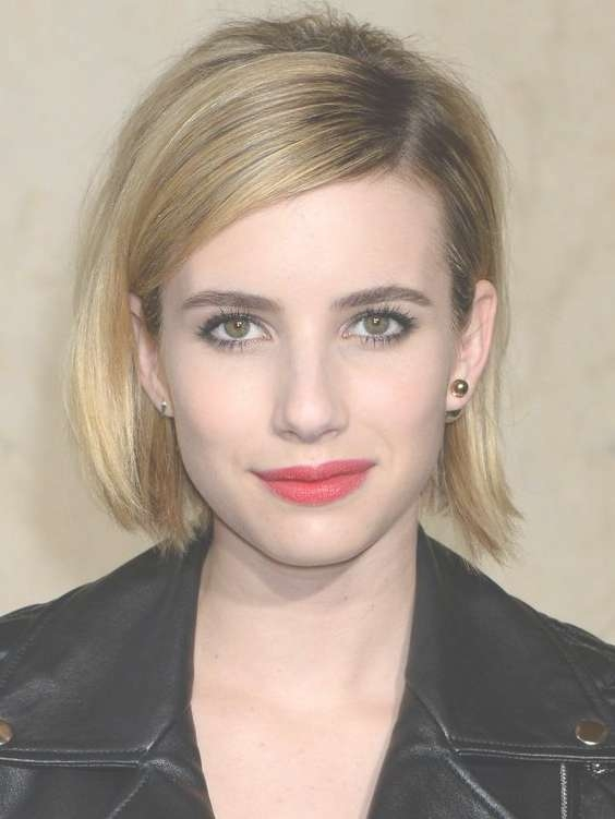 17 Fashionable Celebrity Bob Haircuts To Copy – Celebrity Latest With Regard To Celebrity Bob Haircuts (View 3 of 25)