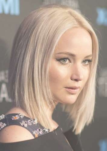 17 Jennifer Lawrence Bob Haircuts (Sassy Short Hair!) Page 1 Of 2 Intended For Jennifer Lawrence Bob Haircuts Jennifer Lawrence (View 3 of 25)
