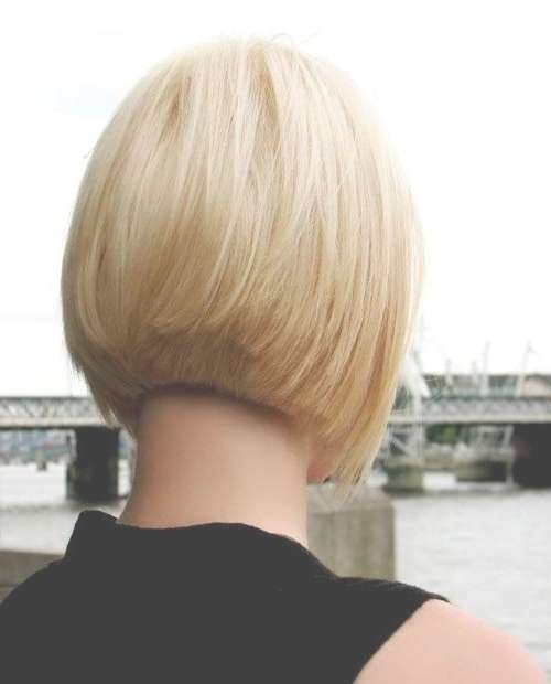 17 Medium Length Bob Haircuts: Short Hair For Women And Girls With Regard To One Length Bob Haircuts (View 6 of 25)